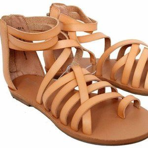 Mossimo Supply Co Jessie Gladiator Sandal 9